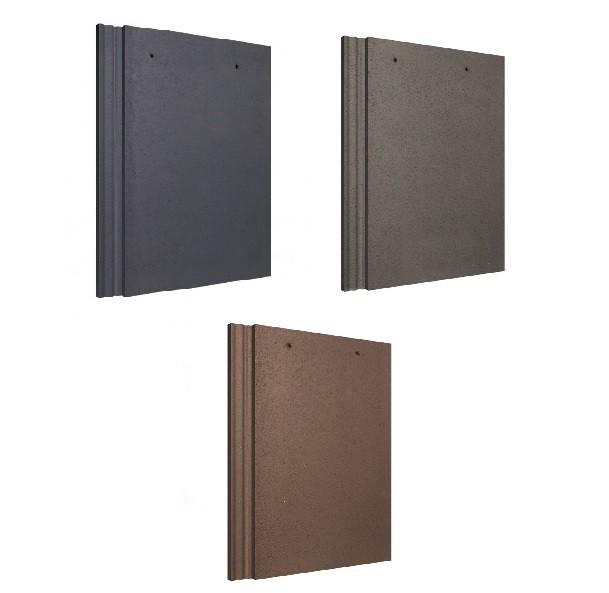 Quinn/Mannok Western Slate Roof Tiles (Graphite, Slate Grey, Turf Brown) Image
