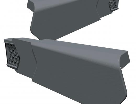 Manthorpe SmartVerge PVCu Dry Verge Image